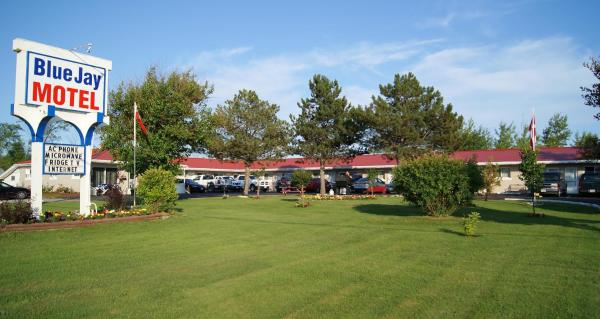 Hotel Pictures: Blue Jay Motel, Peterborough