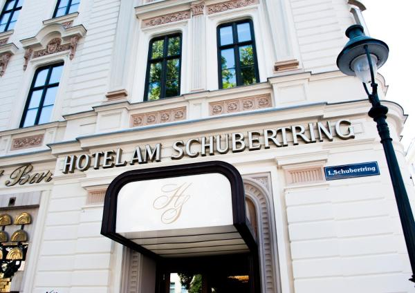 Hotel Pictures: Hotel Pension Am Schubertring, Vienna