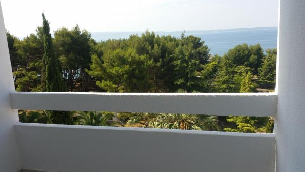 Standard Double or Twin Room with Balcony and Sea View
