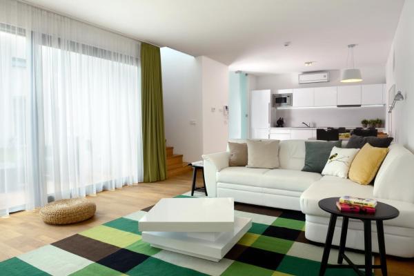 Hotel Pictures: Apartmány Eden - Rezidence, Luhačovice