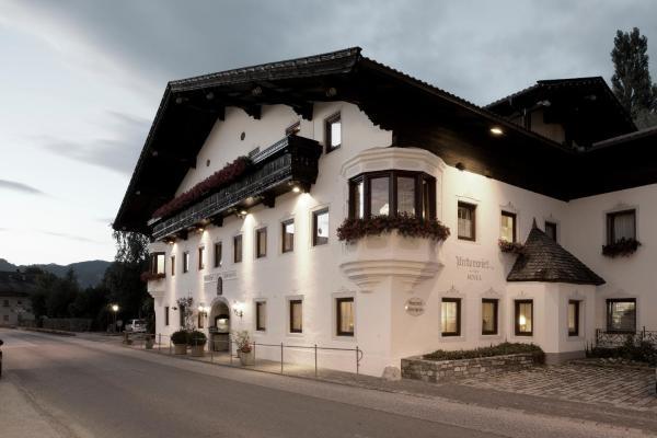 Fotografie hotelů: Hotel Unterwirt, Ebbs