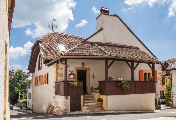 Hotel Pictures: Hôtel Les Vieux Toits, Neuchâtel