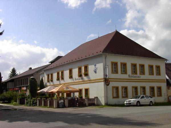 Hotel Pictures: Pension a restaurace Rudolec, Český Rudolec
