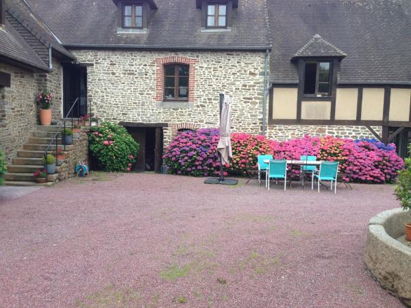 Hotel Pictures: Au Bord Des Grèves, Céaux