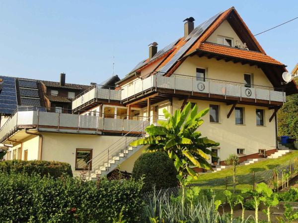 Hotelbilleder: Sonnenterrasse, Elzach