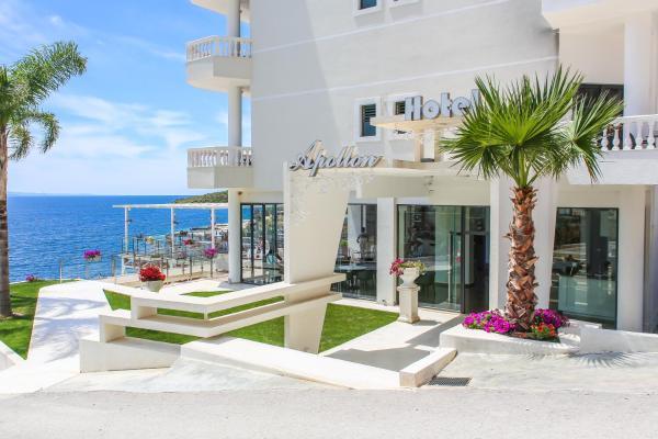 酒店图片: Hotel Apollon, Sarandë