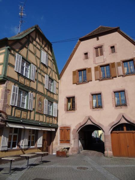 Hotel Pictures: La Halle aux Blés, Ribeauvillé