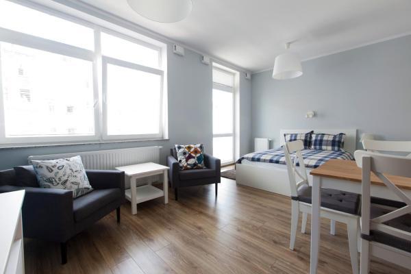 Superior Studio with Balcony - 44/30 Pomorska Street