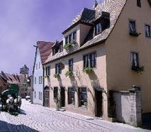 Hotel Pictures: Hotel Pension Becker, Rothenburg ob der Tauber