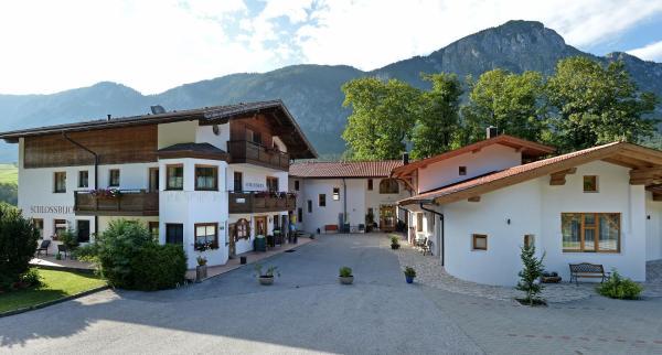 ホテル写真: Hotel Kraftquelle Schlossblick, Angerberg