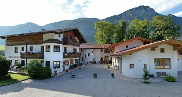 Hotelbilleder: Hotel Kraftquelle Schlossblick, Angerberg