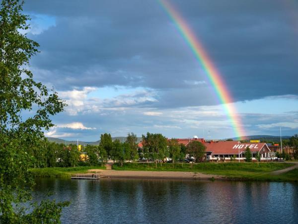 Hotel Pictures: Hotelli Kultahippu, Ivalo