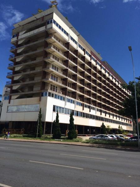Hotel Pictures: Asa Apart Hotel S Marco Brasilia, Brasilia