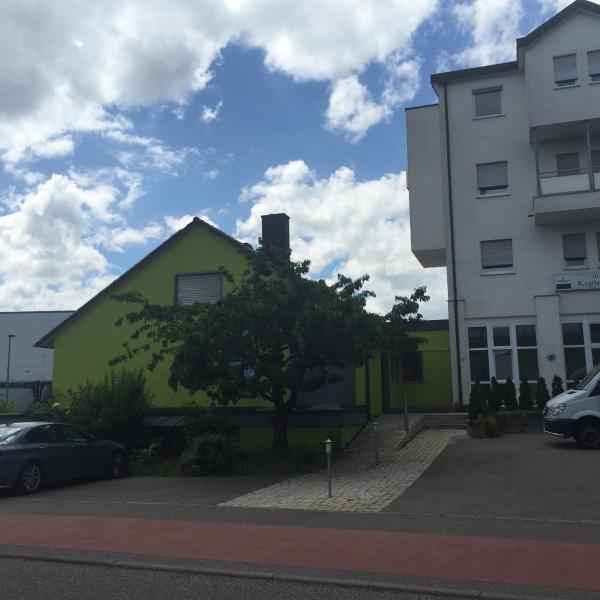 Hotel Pictures: Gasthaus Keglerklause, Schwieberdingen