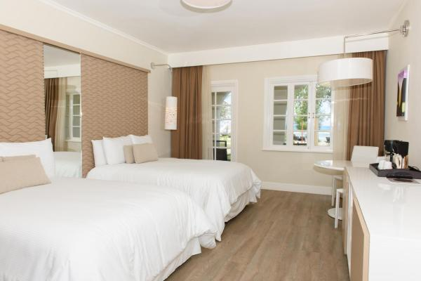Premium Room with Garden View (2 Adults + 1 Child)