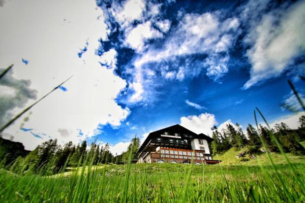 Fotos do Hotel: Hotel Alpen Arnika, Tauplitz