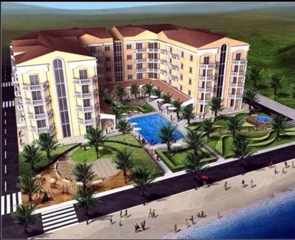 Zdjęcia hotelu: Beachfront Apartment, Golem