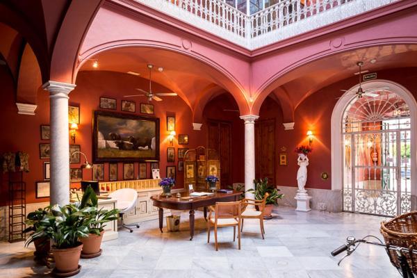 Hotel Pictures: Casa Palacio Conde de la Corte, Zafra