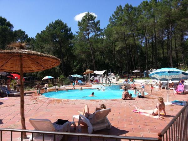 Hotel Pictures: Camping la Simioune, Bollène