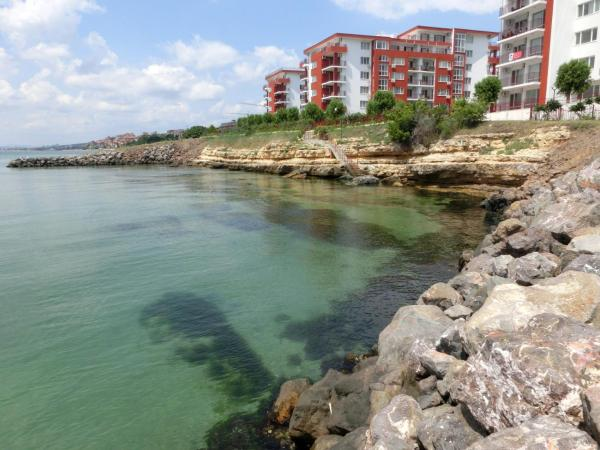 Photos de l'hôtel: Penthouse Apartment Marina View Fort Beach, Sveti Vlas