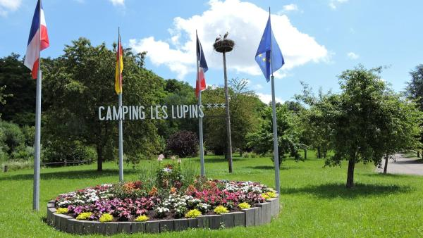 Hotel Pictures: Camping Les Lupins, Seppois-le-Bas