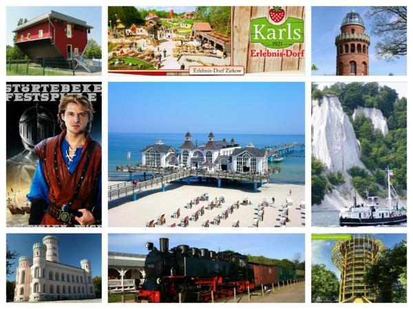 Hotelbilleder: Rügenrelax, Putbus