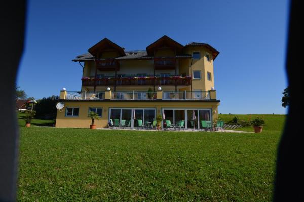 ホテル写真: Pension Haus Claudia, ドロボラッハ・アム・ファーカーゼー