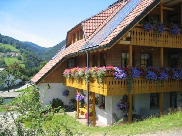 Hotelbilleder: Haus Morgensonne, Aitern