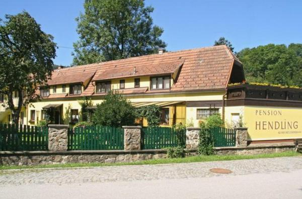 Hotellikuvia: Pension Hendling, Klingfurth
