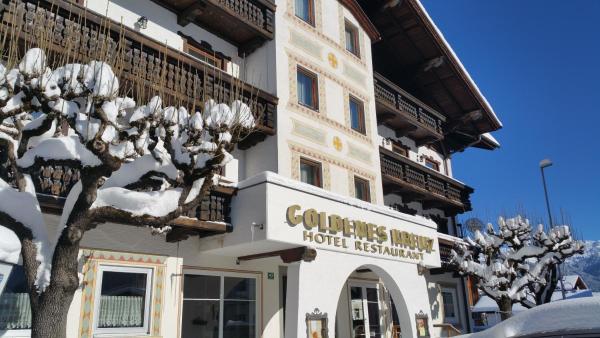 Fotos del hotel: Hotel Goldenes Kreuz, Tannheim