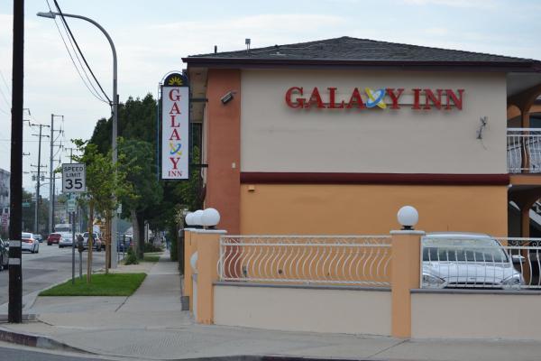 Zdjęcia hotelu: Galaxy Inn, Los Angeles