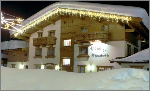 Hotelbilleder: Pension Elisabeth, Sankt Jakob in Haus