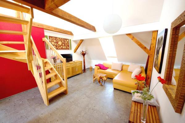 Hotelbilleder: Maisonette am Schwanenteich, Spremberg