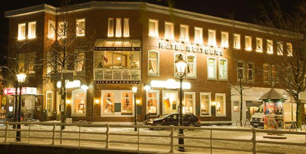 Hotel Pictures: Hotel-Restaurant Hilling am Rathaus, Papenburg