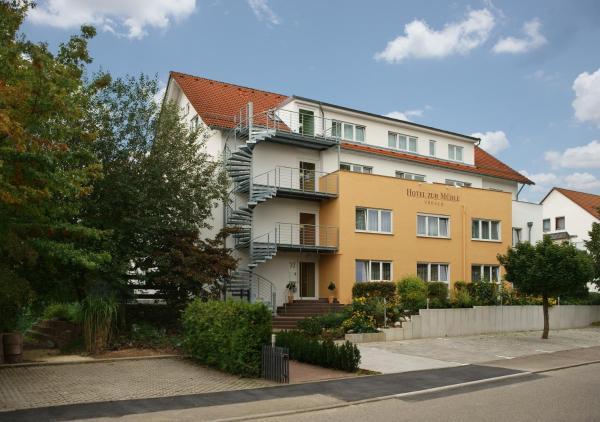 Hotelbilleder: Hotel Zur Mühle, Urbach