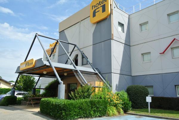Hotel Pictures: hotelF1 Chambéry Sud Chignin, Chignin