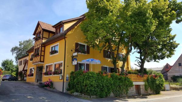 Hotel Pictures: Gasthof zum Schwan, Steinsfeld