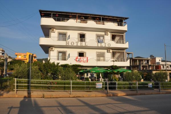 酒店图片: Hotel Ilio Ksamil, Ksamil