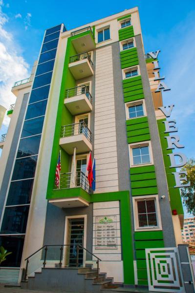 Hotel Pictures: Hotel Boutique Vila Verde, Tirana