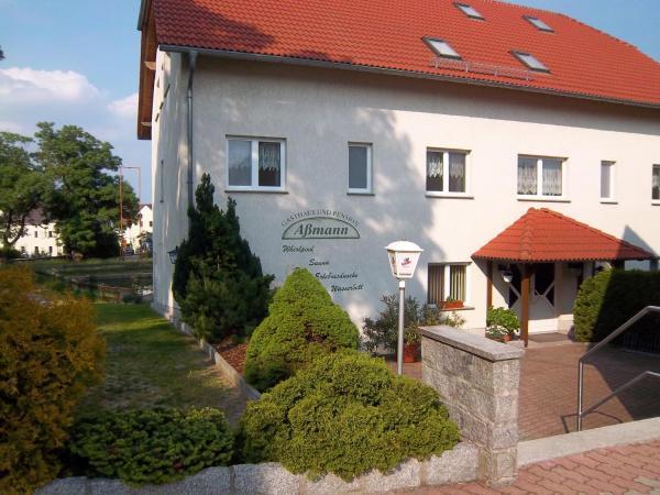 Hotelbilleder: Hotel & Pension Aßmann, Hochkirch