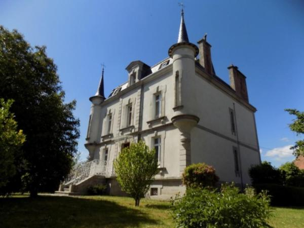 Hotel Pictures: Le Castel d'Ahun, Ahun