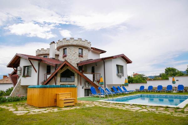 Hotel Pictures: Villas Sunny Paradise, Marchevo