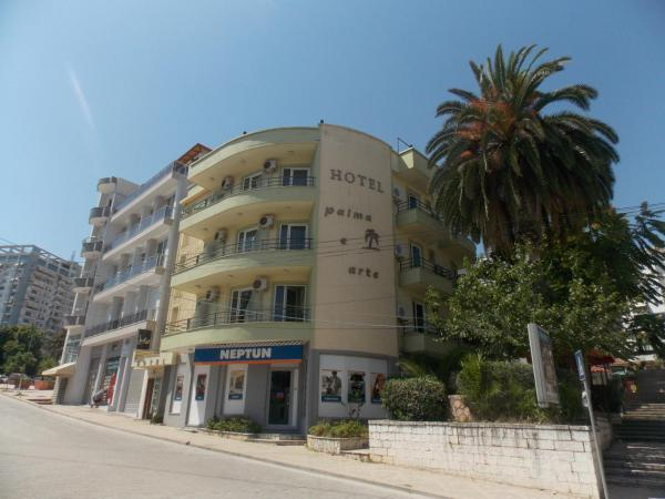 Fotografie hotelů: Hotel Palma e Arte, Sarandë