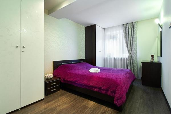 Superior Apartment on Gorodskoy Val Ulitsa 9