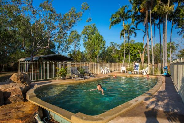 Hotelbilleder: AAOK Lakes Resort and Caravan Park, Berry Springs