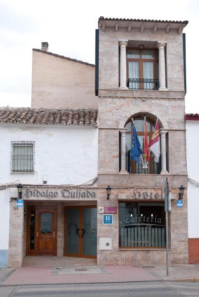 Hotel Pictures: Hotel Hidalgo Quijada, Alcazar de San Juan