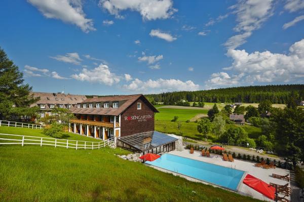 Hotelbilleder: Rosengarten Hotel & Spa, Sankt Georgen im Schwarzwald