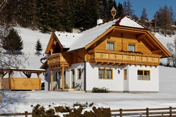 酒店图片: Sonnenchalets Mariapfarr, 玛利亚普法尔