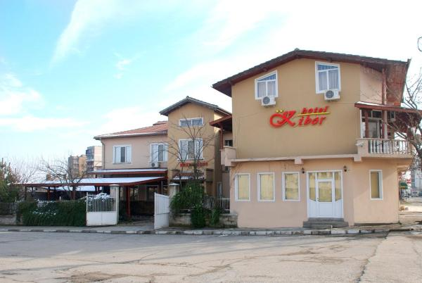 Hotellbilder: Hotel Kibor, Gŭlŭbovo