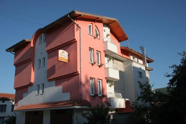 ホテル写真: Hotel Sunny Park, Kranevo